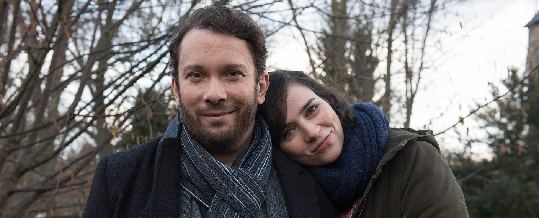 """""""Tatort"""" mit Christian Ulmen und Nora Tschirner – Bild: obs/MDR/MDR/Anke Neugebauer"""