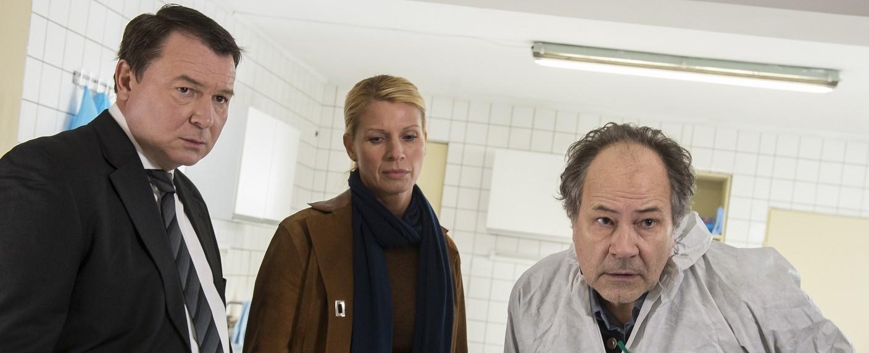 """Der Saarbrücker """"Tatort"""" """"Söhne und Väter"""" siegte ohne Probleme beim Gesamtpublikum und in der Zielgruppe. – Bild: SR/Manuela Meyer"""