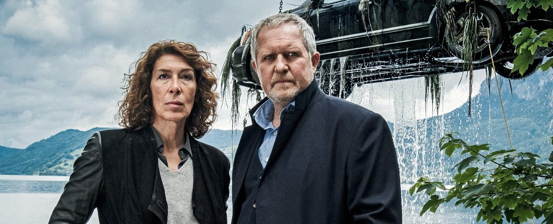"""""""Tatort: Wahre Lügen"""" mit Adele Neuhauser und Harald Krassnitzer – Bild: ARD Degeto/ORF/Cult Film/Petro Domenigg"""