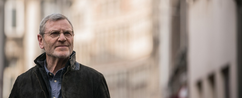 "Tchéky Karyo as Julien Baptiste in ""Baptiste"" – Bild: Two Brothers Pictures/all3media international"