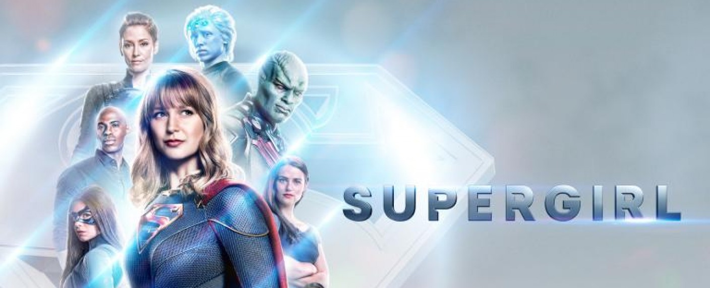 "Team ""Supergirl"" – Bild: Warner Bros"
