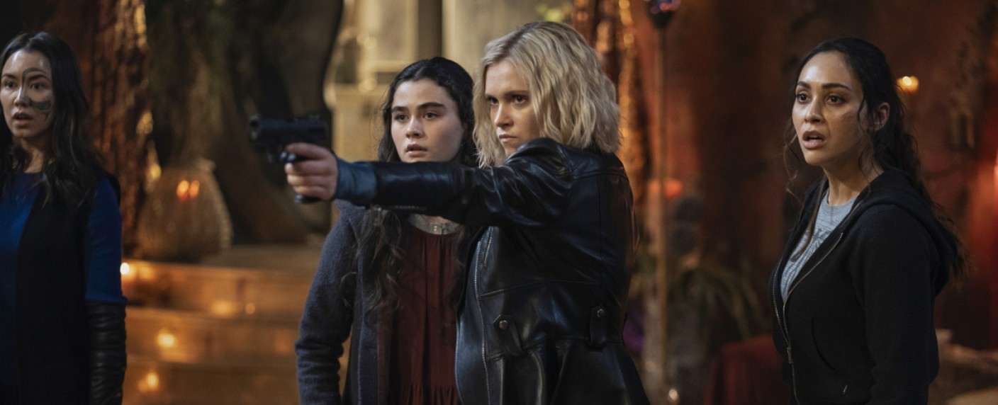 """The 100"" Folge 7x13 (""Blood Giant"") – Bild: The CW"