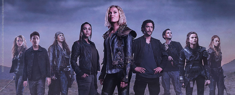 """Promo-Bild zur fünften Staffel von """"The 100"""" – Bild: The CW"""