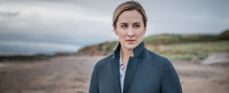 """The Bay"": Morven Christie als D.S. Lisa Armstrong – Bild: ZDF/Ben Blackall"