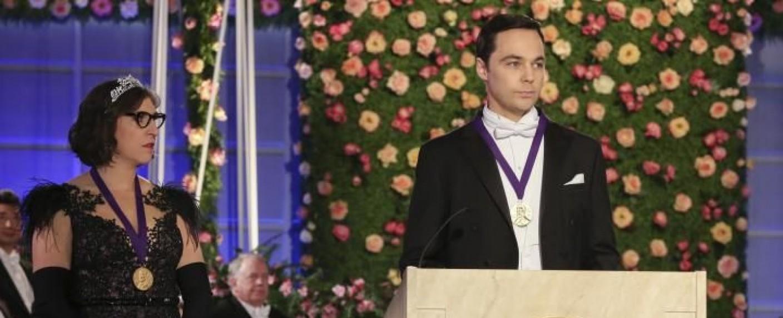 """Ein Ausschnitt aus der letzten Folge von """"The Big Bang Theory"""" – Bild: 2019 CBS Broadcasting, Inc. All Rights Reserved / Michael Yarish"""