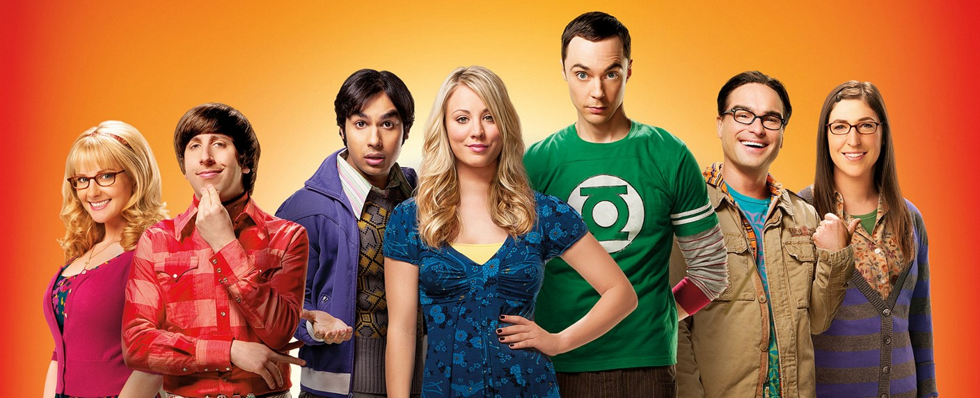 """The Big Bang Theory"" – Bild: CBS"