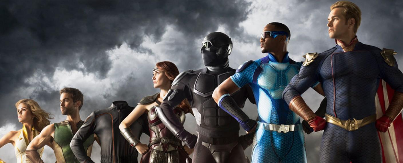 """""""The Boys"""" wollen dem korrupten 'Superhelden'-Team The Seven das Handwerk legen – Bild: Prime Video"""
