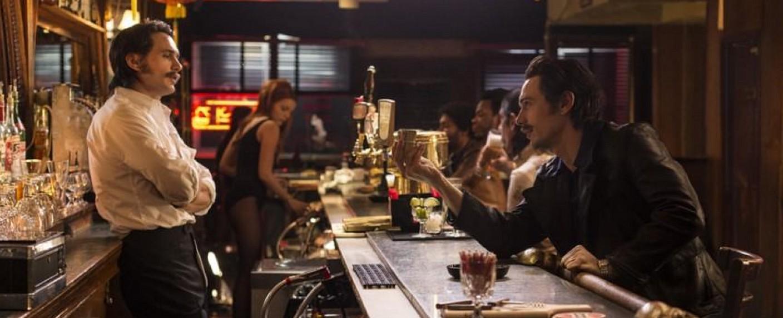 """""""The Deuce"""" : Die Zwillinge Vincent (James Franco) und Frankie Martino (James Franco) – Bild: HBO"""