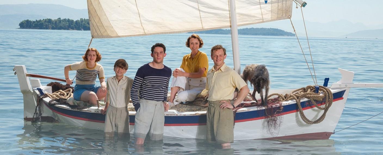 """""""The Durrells"""" in Staffel drei – Bild: ITV"""