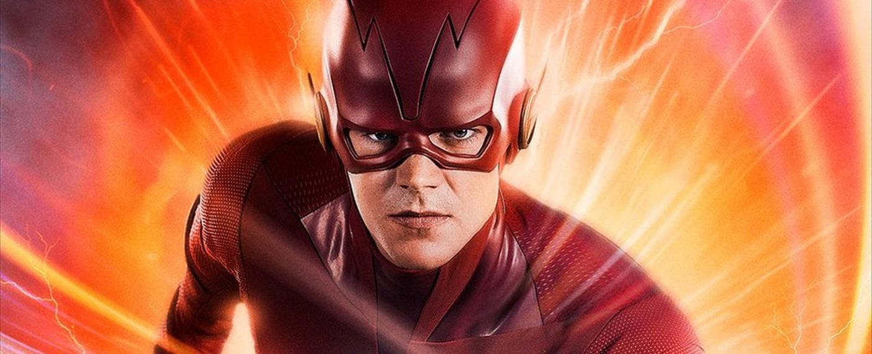 """The Flash"" mit Grant Gustin als blitzschneller Superheld – Bild: The CW"