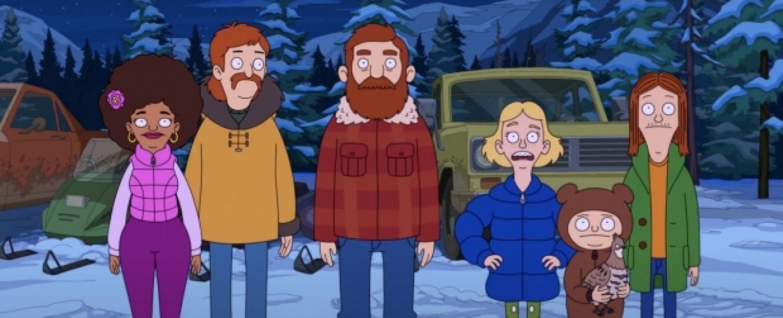 """""""The Great North"""": Premiere für die Familie Tobin im Februar 2021 – Bild: FOX"""