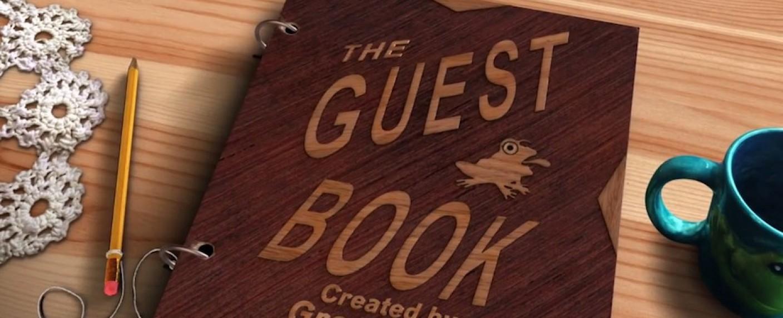 """""""The Guest Book"""" – Bild: TBS"""