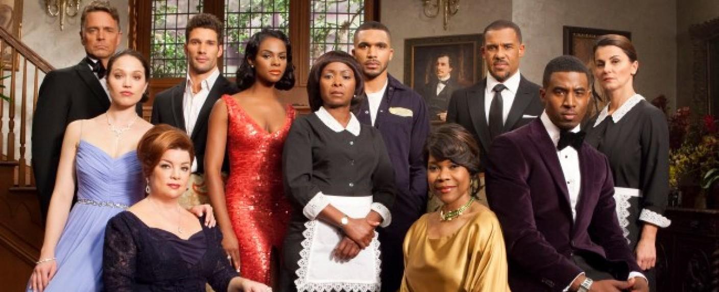 """Der Cast von """"The Haves and the Have Nots"""" – Bild: OWN/Tyler Perry Studios"""