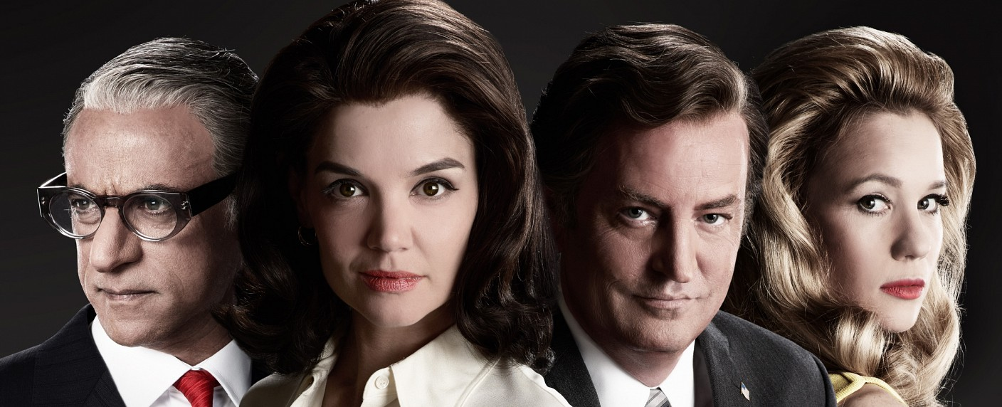 """""""The Kennedys: After Camelot"""" – Bild: Reelz"""
