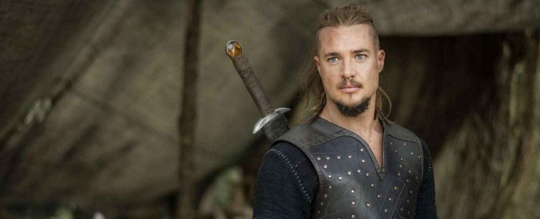 Alexander Dreymon ist Uhtred – Bild: Joe Alblas/Netflix