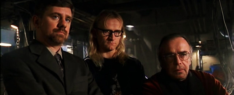 """The Lone Gunmen"" – Bild: FOX"