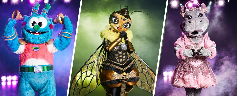Das Alien, die Biene und das Nilpferd – Bild: ProSieben/Marc Rehbeck