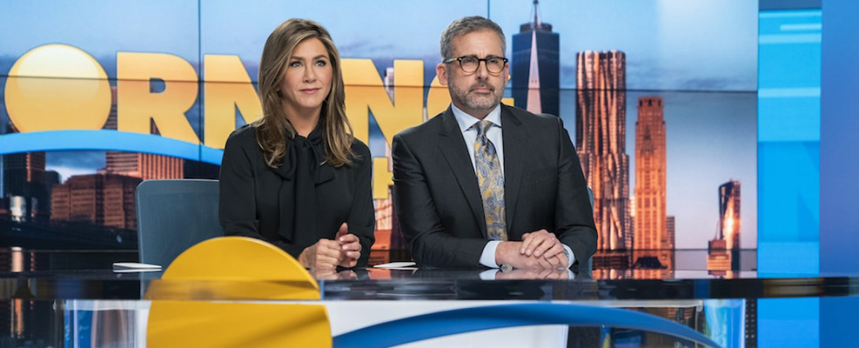 """The Morning Show"" mit Jennifer Aniston und Steve Carell – Bild: Apple TV+"