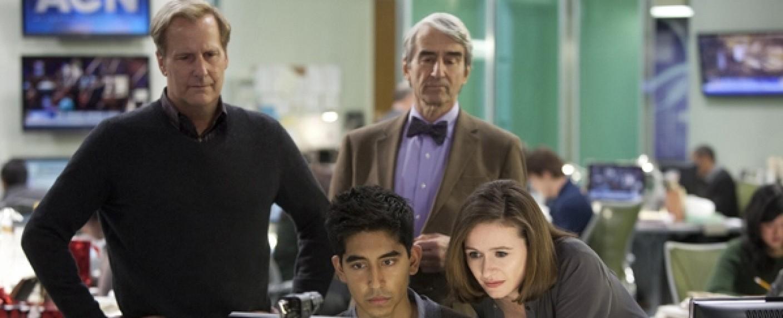 """""""The Newsroom"""" sucht neue aufregende Stories – Bild: HBO"""
