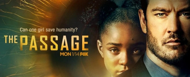 """The Passage"": Mark-Paul Gosselaar und Saniyya Sidney – Bild: FOX"