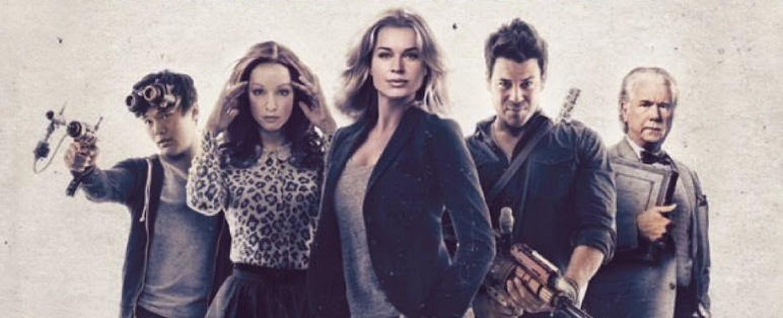 """Der Cast von """"The Quest – Die Serie"""" – Bild: TNT"""