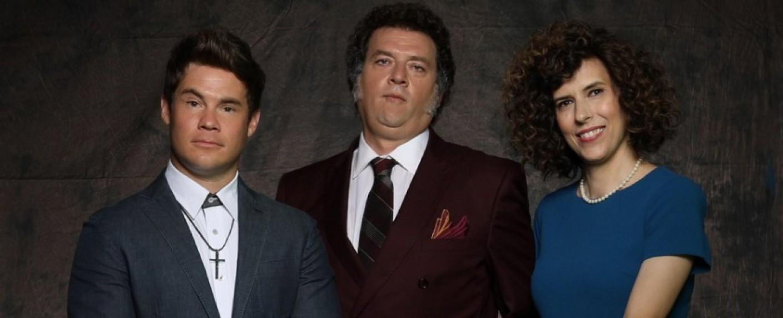 """Streiten frühzeitig um das Erbe ihres Vaters: """"The Righteous Gemstones"""" – Bild: HBO"""