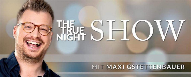 """Neue Late-Night: Maxi Gstettenbauer präsentiert """"The True Night Show"""" – One zeigt kurzfristig Pilotfolge noch in dieser Woche – Bild: Maxi Gstettenbauer/Facebook"""