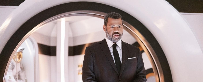 """The Twilight Zone"" mit Gastgeber Jordan Peele – Bild: TVNOW/2019 CBS Interactive"