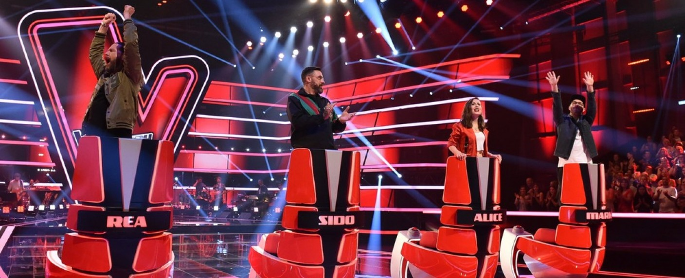 The Voice Of Germany Quoten