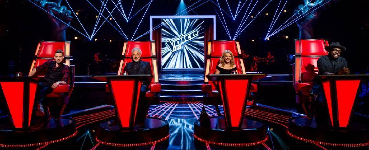 """The Voice UK"" – Bild: BBC"