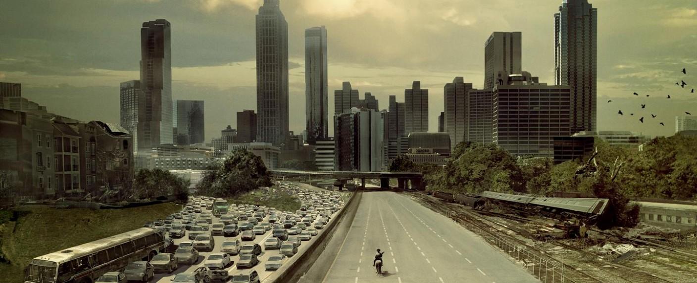"""""""The Walking Dead"""": Erinnerungen an das Poster zur ersten Staffel werden wach – Bild: AMC"""