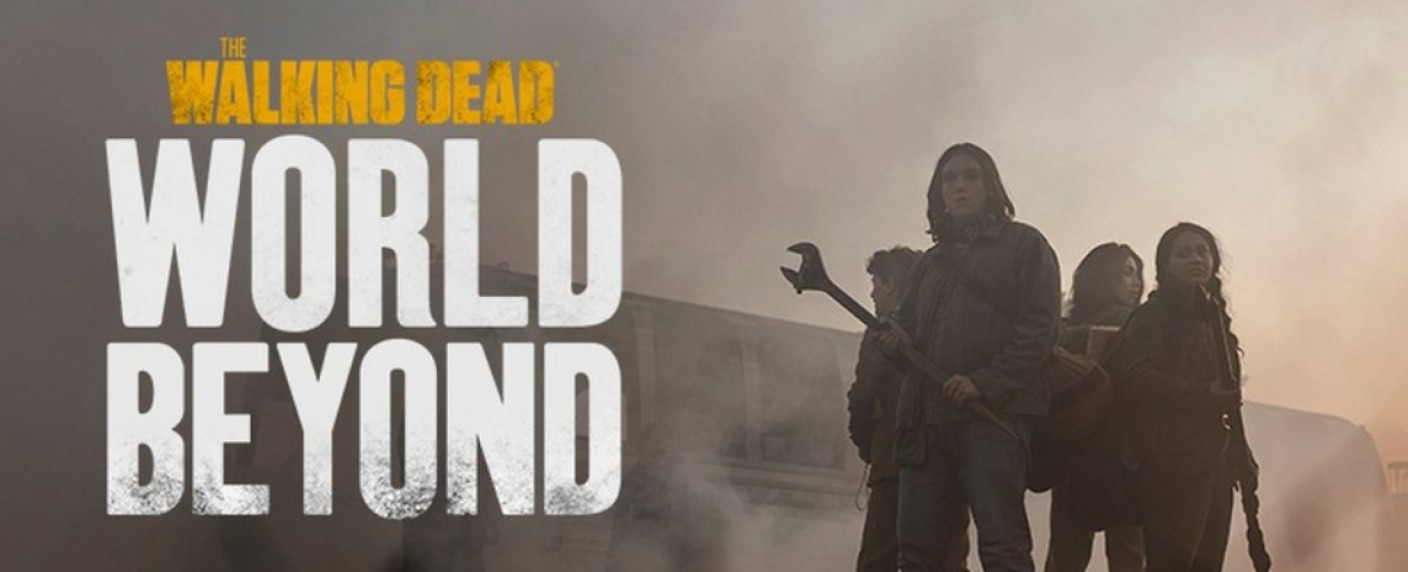 """The Walking Dead: World Beyond"" – Bild: AMC"
