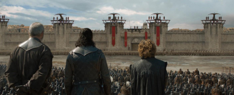 Die Ruhe vor dem Sturm – Bild: HBO