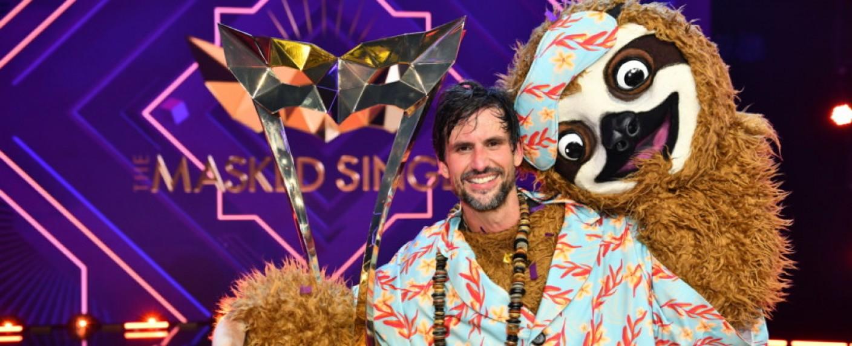 """Tom Beck ist der Sieger der zweiten Staffel von """"The Masked Singer"""" – Bild: ProSieben/Willi Weber"""