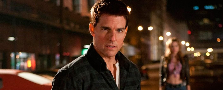 Tom Cruise als Jack Reacher im gleichnamigen Kinofilm – Bild: Paramount Pictures