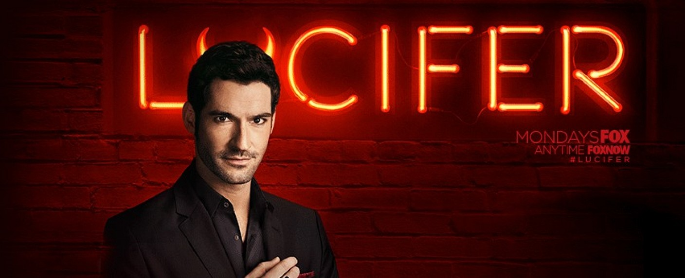 "Tom Ellis als ""Lucifer"" – Bild: FOX"