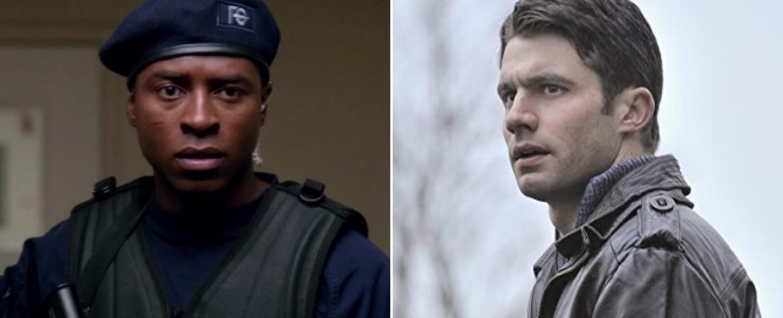 """Tongayi Chirisa (l.) und Dillon Casey (r.) verstärken die zweite Staffel von """"Another Life"""" – Bild: The CW"""