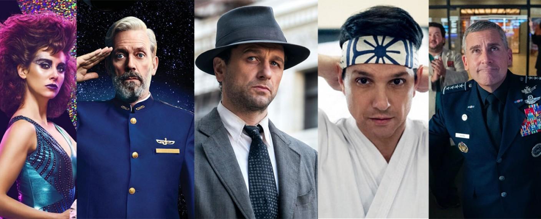 Die Tops & Flops des Jahres 2020 – Bild: CBS/Netflix/HBO