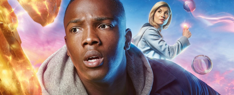 "Tosin Cole in ""Doctor Who"" – Bild: BBC One"