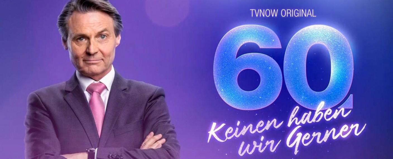"""TVNOW feiert den 60. Geburtstag von """"GZSZ""""-Bösewicht Wolfgang Bahro – Bild: TVNOW"""