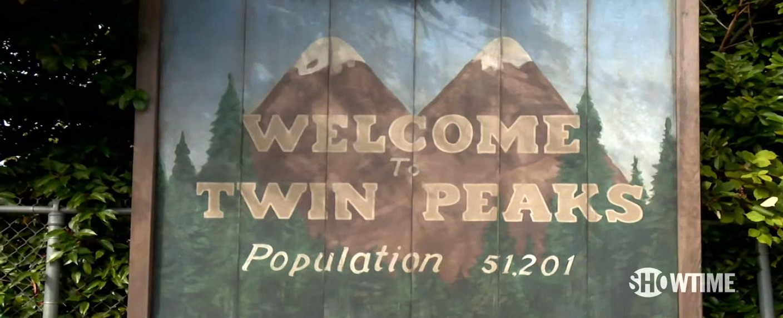 """Twin Peaks"" auf Showtime – Bild: Showtime"