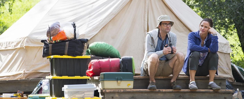 Übervorbereitet: Kathryn (Jennifer Garner) und Ehemann Walt (David Tennant) – Bild: HBO