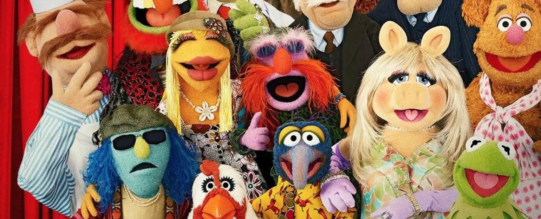 """""""Und jetzt: Die Muppets!"""" – Bild: Disney+"""