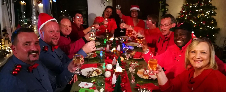 """""""Unser allerschönstes Weihnachten"""" interessierte kaum jemanden – Bild: Sat.1"""