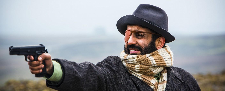 """""""Utopia"""" Staffel 2: Wilson Wilson (Adeel Akhtar) schießt zurück – Bild: Channel 4"""