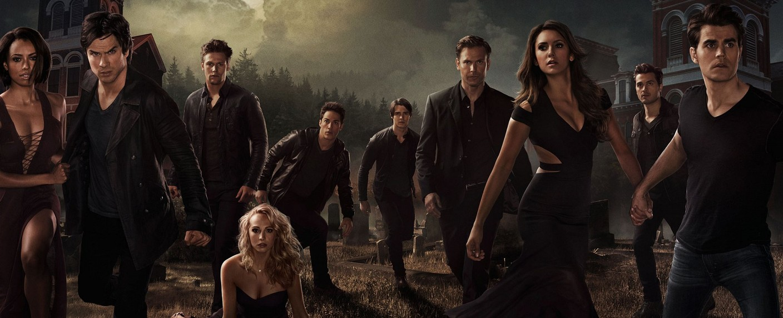 Fernsehserien Vampire Diaries