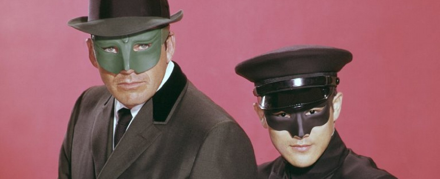 "Van Williams (l.) mit Bruce Lee in ""Green Hornet"" – Bild: 1966 ABC"