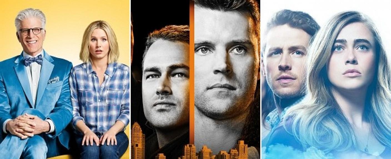 """Verlängert: """"The Good Place"""", """"Chicago Fire"""" und """"Manifest"""" – Bild: NBC"""
