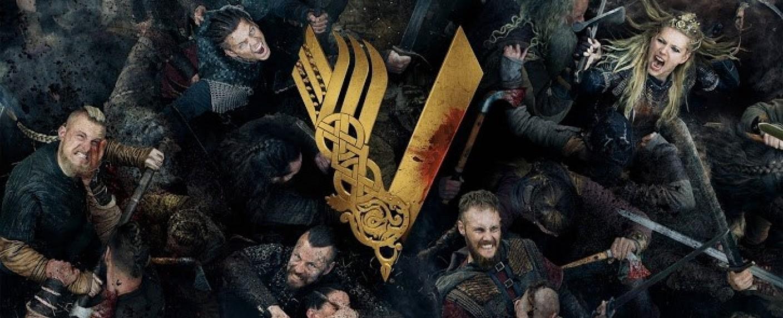 """""""Vikings"""": Auch in der zweiten Hälfte der fünften Staffel geht es kriegerisch zu – Bild: History Channel"""