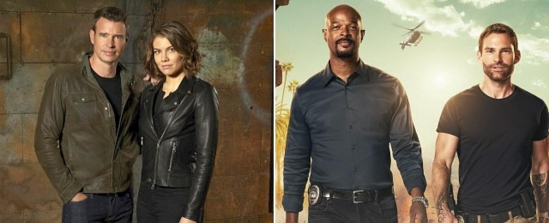"""""""Whiskey Cavalier"""" (l.) und """"Lethal Weapon"""" – Bild: ABC/FOX"""